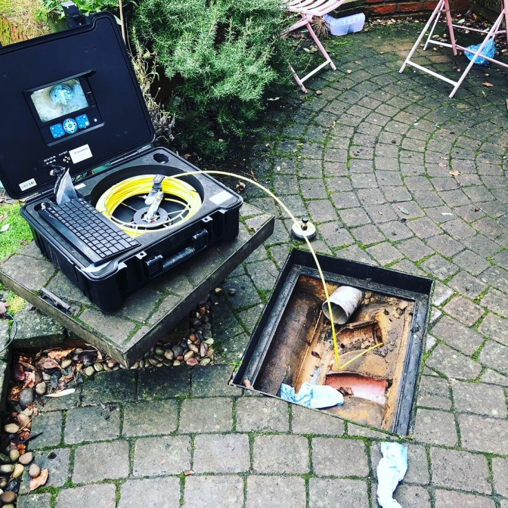 CCTV Drain Survey Berkshire